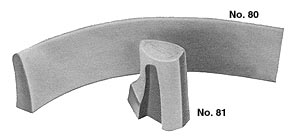 Con-Mac Curved Pool Section